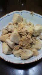 京芋のそぼろ煮.jpg