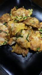 鶏ムネ肉のニラ玉焼き.jpg