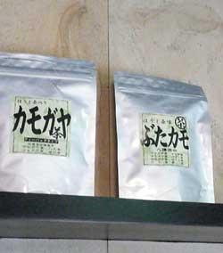 カモガヤ茶 ぶたカモ茶